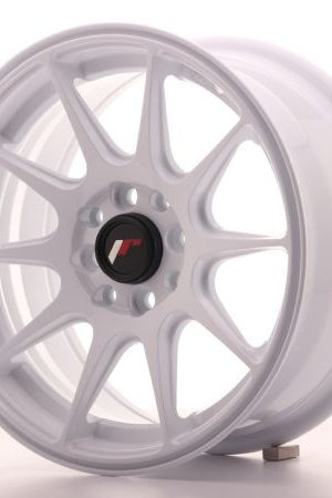 ΖΑΝΤΕΣ Japan Racing JR11 15x7 ET30 4x100/108 White
