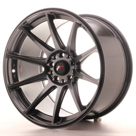 ΖΑΝΤΕΣ Japan Racing JR11 18x10,5 ET0 5x114/120 Dark Hiper