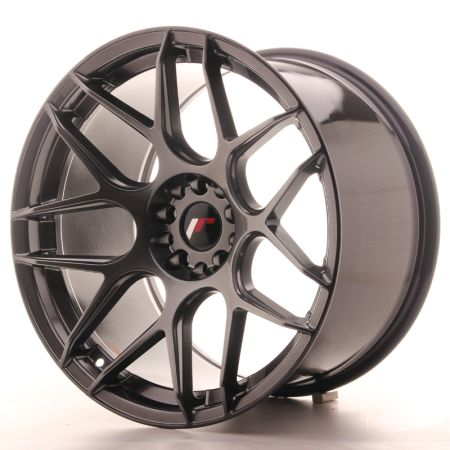 ΖΑΝΤΕΣ Japan Racing JR18 19x11 ET25 5x114/120 Hiper Bla
