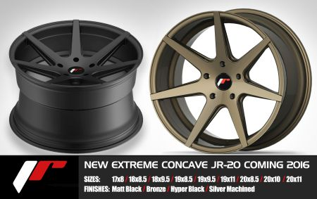 ΖΑΝΤΕΣ Japan Racing JR20 18x9,5 ET35 5x100/120 Black Mach
