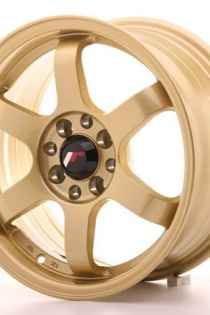 ΖΑΝΤΕΣ Japan Racing JR3 15x7 ET25 4x100/108 Gold