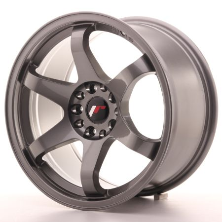 ΖΑΝΤΕΣ Japan Racing JR3 17x9 ET30 5x114,3/120 Gun Metal