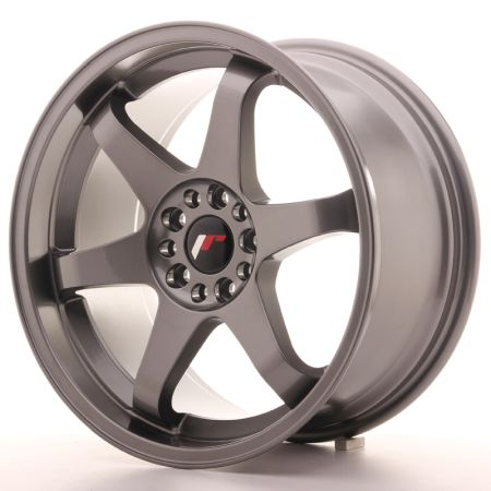 ΖΑΝΤΕΣ Japan Racing JR3 18x9 ET35 5x114/120 Gun Metal