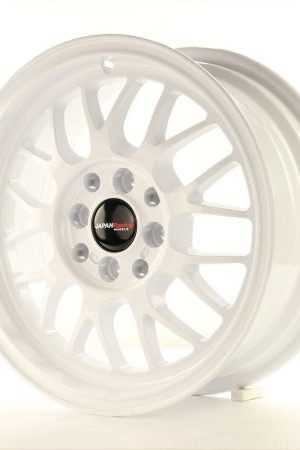 ΖΑΝΤΕΣ Japan Racing JR4 15x6,5 ET35 4x100/114 White
