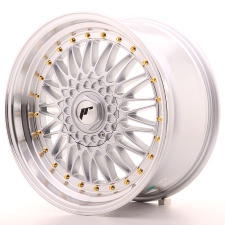 ΖΑΝΤΕΣ Japan Racing JR9 18x9 ET35 5x100/120 Machined Silv