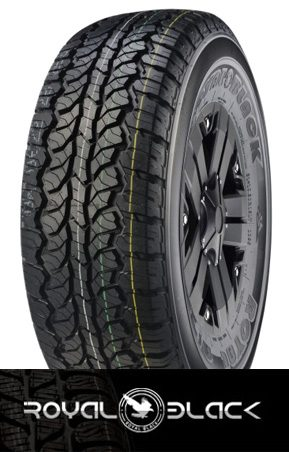 ΕΛΑΣΤΙΚΑ AYTOKINHTOY ROYAL BLACK 205/80R16 110/108S  4Χ4 ROYAL A/T TL