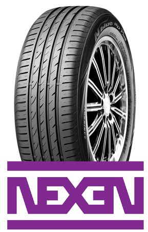 ΕΛΑΣΤΙΚΑ AYTOKINHTOY NEXEN 165/60R14 75H N BLUE HD PLUS
