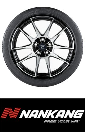 ΕΛΑΣΤΙΚΑ AYTOKINHTOY NANKANG 195/60R16 89H AS-1