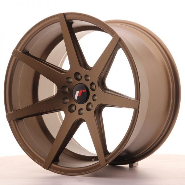 ΖΑΝΤΕΣ Japan Racing JR20 19x11 ET25 5x114/120 Matt Bronz