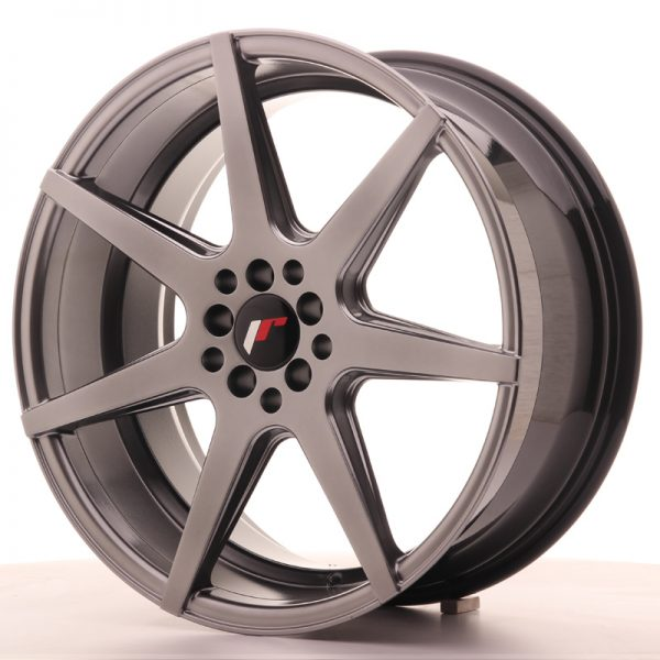 ΖΑΝΤΕΣ Japan Racing JR20 19x8,5 ET35 5x100/120 Hiper Blac
