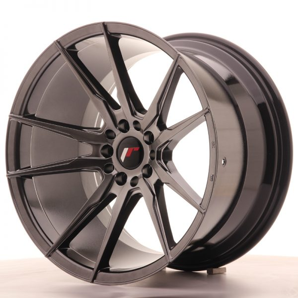 ΖΑΝΤΕΣ Japan Racing JR21 19x11 ET25 5x114/120 Hiper Bla
