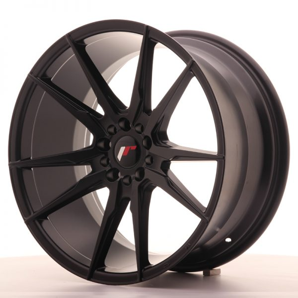 ΖΑΝΤΕΣ Japan Racing JR21 19x9,5 ET35 5x100/120 Matt Black