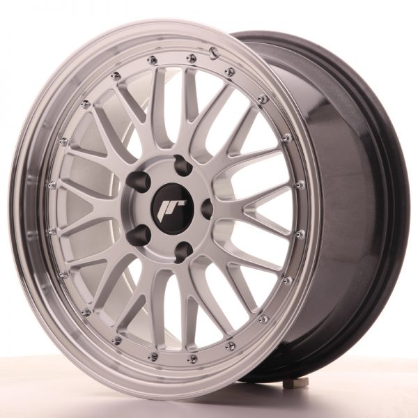 ΖΑΝΤΕΣ Japan Racing JR23 18x8,5 ET35 5x120 Hiper Silver