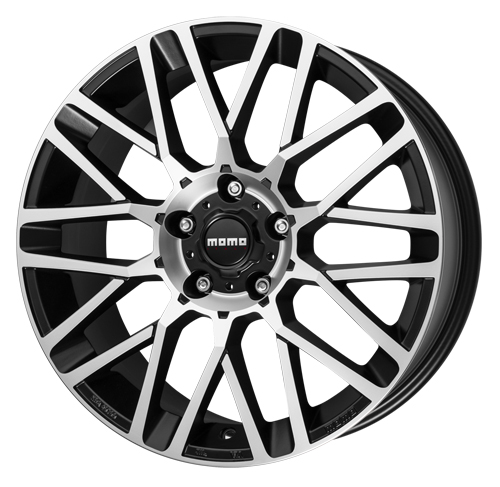 ΖΑΝΤΕΣ Momo Wheels Revenge 15'' 4X100 +38 Diamond Black