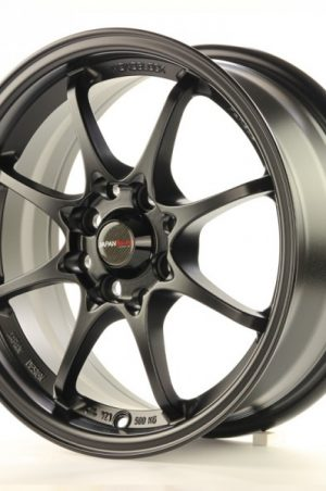 ΖΑΝΤΕΣ Japan Racing Wheels JR5 Matt Black 15*6.5