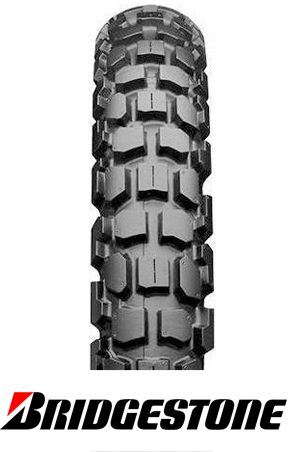 ΕΛΑΣΤΙΚΑ ΜΟΤΟ BRIDGESTONE 2.75/21 45P TRAIL WING TW301 FRONT