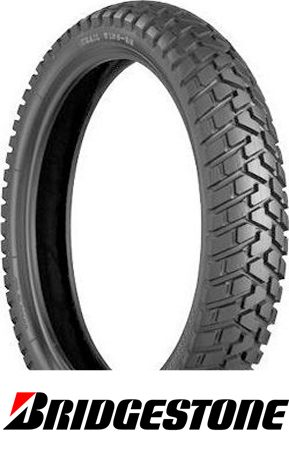 ΕΛΑΣΤΙΚΑ ΜΟΤΟ BRIDGESTONE 90/100-19 55P TRAIL WING TW39 FRONT