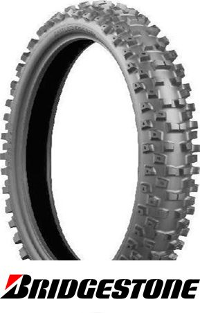 ΕΛΑΣΤΙΚΑ ΜΟΤΟ BRIDGESTONE 80/100-21 51M BATTLECROSS X20 FRONT