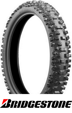 ΕΛΑΣΤΙΚΑ ΜΟΤΟ BRIDGESTONE 80/100-21 51M BATTLECROSS X30 FRONT