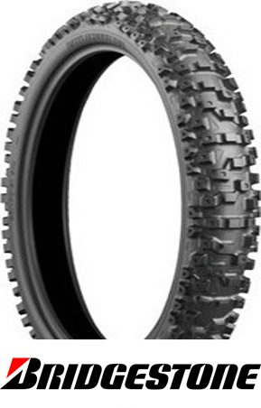 ΕΛΑΣΤΙΚΑ ΜΟΤΟ BRIDGESTONE 80/100-21 51M BATTLECROSS X40 FRONT
