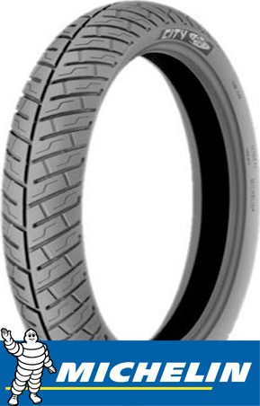 ΕΛΑΣΤΙΚΑ ΜΟΤΟ MICHELIN 100/80-16 50P CITY PRO FRONT- REAR