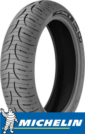 ΕΛΑΣΤΙΚΑ ΜΟΤΟ MICHELIN 120/70-17 58W PILOT ROAD 4 FRONT