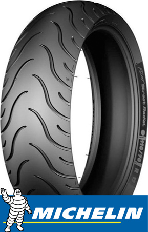 ΕΛΑΣΤΙΚΑ ΜΟΤΟ MICHELIN 140/70-17 66H PILOT STREET RADIAL REAR